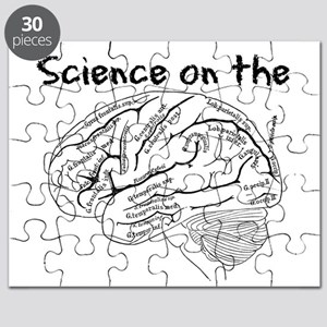 Science on the Brain Puzzle
